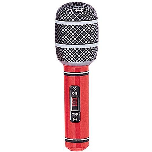 Oppblåsbar Mikrofon | Festkompaniet.no